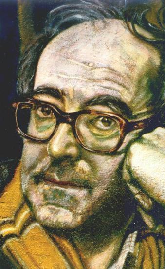 Jean-Luc Godard by PatrickJuan